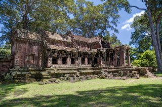 Ta Kou entrance of the Angkor Wat complex