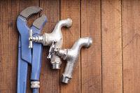 plumber tool faucet
