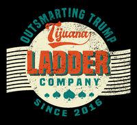 Tijuana Ladder Company Logo: Political Satire