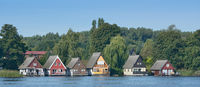 idyllic Place in Mecklenburg Lake district,Mecklenburg western Pomerania,Germany