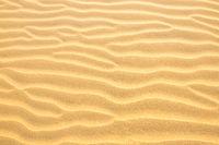 Texture of sand dunes