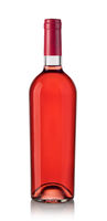 rose wine bottles