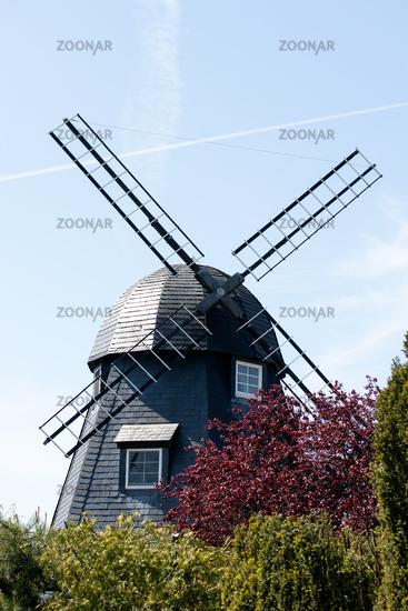 Mill 001. Fischland Darss Zingst. Germany