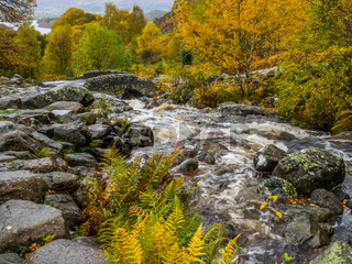 Autumn at Ashness Bridge