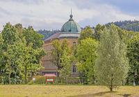 Tuttlingen, view from Danube Park