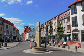 Burger Stadtzentrum
