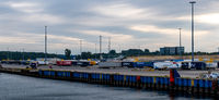 container prot travemuende