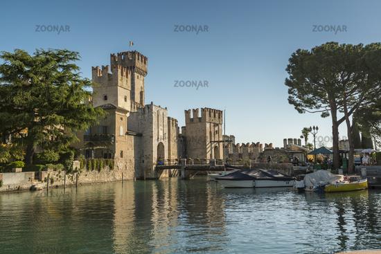Rocca Scaligera   Sirmione Lake Garda