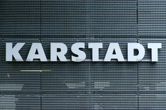 Karstadt department store