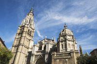 Kathedrale von Toledo in Spanien