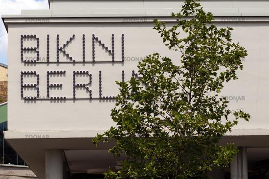 Bikini house in Berlin. Germany