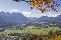 View from the Krempelschrofen