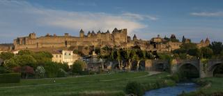 Citadel of Carcassonne, Aude, France