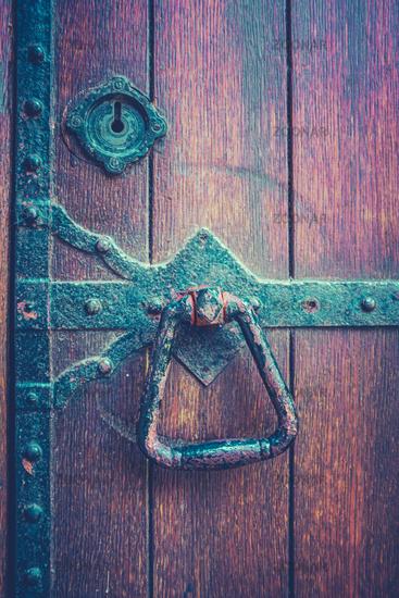 Old University College Door
