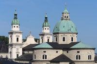 Salzburg - Cathedral, Austria