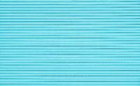 Teal blue horizontal roller shutter blinds
