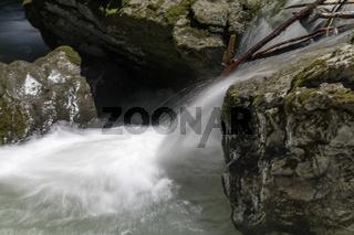 Wildes Wasser, Breitachklamm