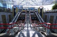 Raiway-Station Rotterdam