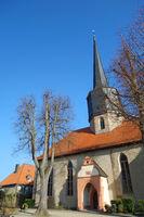 Schlitz in the central Hessian Vogelsbergkreis