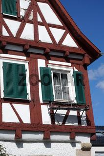 Historisches Fachwerkhaus -16 Jahrhundert