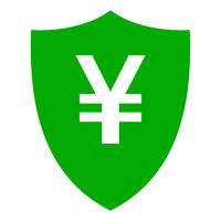 Yen und Schild - Yen and shield