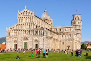 Duomo and the Leaning Tower - Pisa