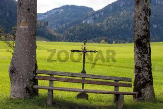Bayrische Landschaft 026. Deutschland