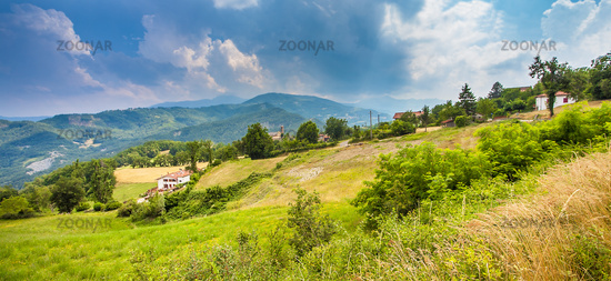 Emilia-Romagna province of Palma Ranzano