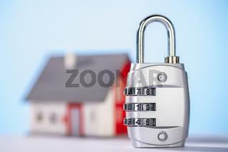 Sicherheit für die Immobilie