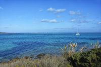 Sardinia Bay of La Palosa