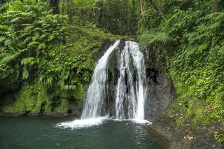 Wasserfall Ecrevisses