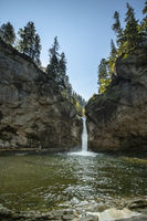 Buchenegger waterfalls