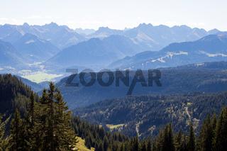 Bayrische Landschaft 035. Deutschland