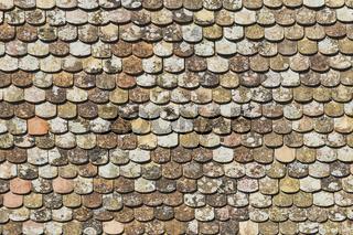 Ziegeldach   tiled roof