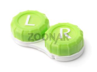 Сontact lens case