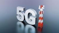 5G Internet Conceptual image.