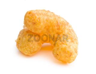 Crispy Peanut Puffs.