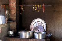 Old popular kitchen
