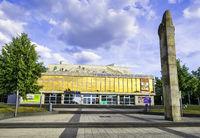 Theater Schwedt, Schwedt/Oder, Brandenburg, Germany