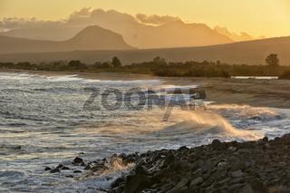 Sardinien Ostkueste Bucht von Orosei