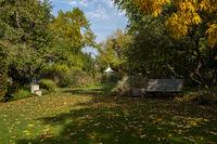 Herbst im Kreislehrgarten