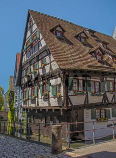 Schiefes Haus  Ulm