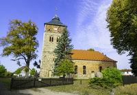 St. Immanuel Groß Schoenebeck, Schorfheide, Brandenburg, Germany