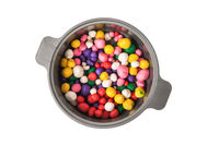 plasticine jelly beans