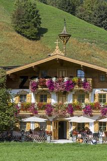 Traditioneller Gasthof in Hochfilzen  in Tirol
