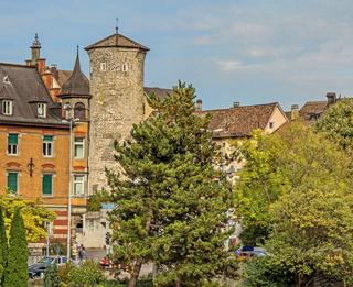 Diebsturm Schaffhausen, Schweiz