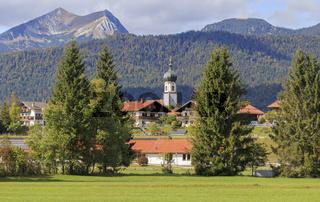 Gemeinde Krün, Alpenwelt Karwendel