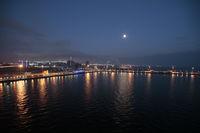 St.Petersburg harbour
