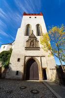 Matthiasturm (Tower of Matthias Corvinus). Bautzen