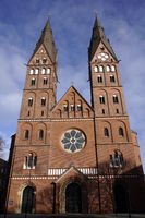 catholic cathedral St. Marien